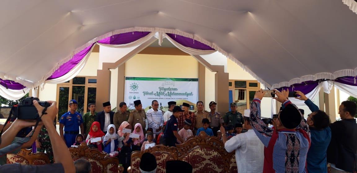 Tanah Milik Muhammadiyah untuk Kemaslahatan Masyarakat Karimunjawa