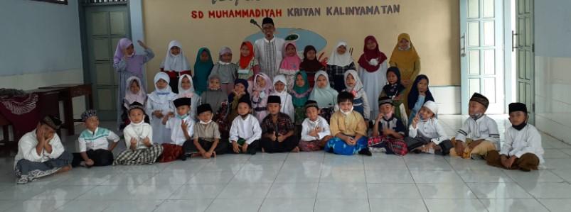 Hari Santri di Mata Keluarga Besar SD Muhammadiyah Kriyan